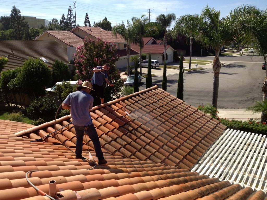 roof cleaning 3