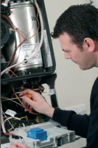 heating boiler,